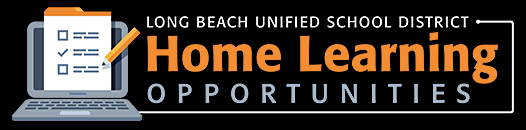 Home Learning Opportunities Logo
